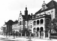 Universitätsaugenklinik Geschichte Der Augenklinik